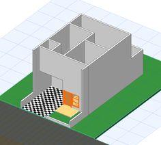 Penggambaran Dinding pada software ArchiCAD | AppliCAD Indonesia.