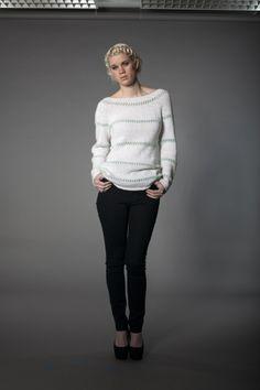 Beautiful, beautiful  Sweater in Sandnes  Mandarin Petit and Sandnes Kid Silk Mohair .