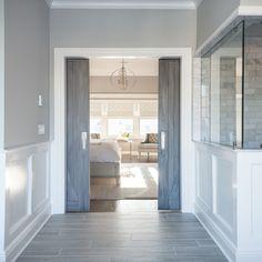 Designer Cory Connor Uses Barn Doors in Elegant Master Suite
