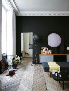 Creative modern space in Paris - Daily Dream Decor