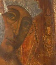 Πρώτη ευχή Παναγία Θεοτόκε Παρθένε βασιλεύουσα, Κάλλος Ουράνιο, την πίστη ημών ευφραίνουσα, η Υψηλοτέρα των Ουρανών, το ύδωρ της ζωής, η Δυναστεία των αγαθών, Ζωοδότειρα, Ηγεμονίς, Άνθος εύοσμον, του Δημιουργού των πάντων Θεού εικόνα έμψυχη, χαράς Orthodox Catholic, Catholic Altar, Orthodox Christianity, Archangel Prayers, Archangel Michael, Orthodox Icons, Religion, Spirituality, Faith