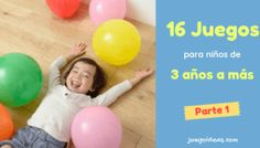 20 Juegos para padres e hijos (2 años a más) - JuegoIdeas Mommy Humor, Baby Learning, First Baby, Occupational Therapy, Taekwondo, Special Needs, Kids Education, Fun Games, Kids And Parenting