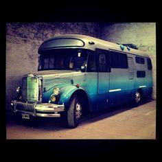 Oldest RV I've ever seen #Vintage #RV #RoadVehicle #MercedesBenz