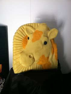 Cow Head by Sarah The Cheese Lady, via Flickr