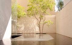 Christian y Claudio Gantous arquitectos, casa s-j. Perfect pool/pond