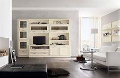 Composizione per il #soggiorno collezione Florian | gruppotomasella.it