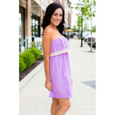 You Had Me At Hello Dress (Orchid/Purple)   (Enter code MISSMAKALA in the coupon code spot under view cart to receive a discount when shopping at www.TheFlauntShop.com)