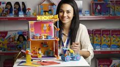 New toy product - doll house system for young engineers and designers