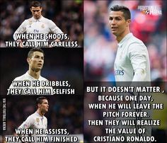 """""""Cristiano Ronaldo. """""""