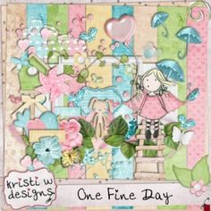One Fine Day Tagger Kit