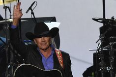 George Strait 59th Grammy Awards - MusiCares Person of the Year  - Show
