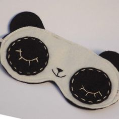 Sleeping Panda Eye Mask