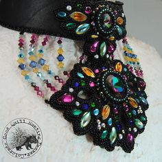 Beadwork by Christina Neit