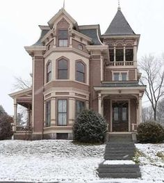 1879 Second Empire - Methuen, MA - $625,000 - Old House Dreams
