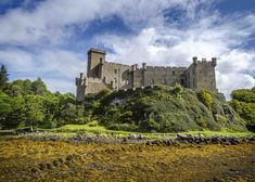 national geographic photos of dunvegan castle | Dunvegan Castle, and the Seals | The English Lake District ...