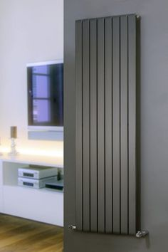 heißwasser-heizkörper / aus metall / originelles design / vertikal ... - Design Fur Wohnzimmer