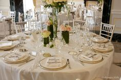 Beautiful pastel color flowers for Felicia and Darryl's wedding in Rome. www.weddingsinrome.com