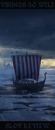 Vikings Go Wild - Shield Slots Play Slots, Free To Play, Norse Mythology, Play Online, Fairytale, Vikings, Art Ideas, Legends, Mystery