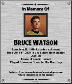 Bruce Watson