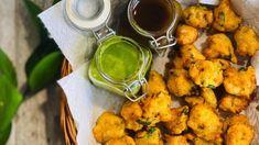 Few ingredient snack recipe Vegetarian Appetizers, Vegan Snacks, Vegetarian Recipes, Snack Recipes, Healthy Recipes, Healthy Food, Yummy Food, Dal Recipe, Indian Food Recipes