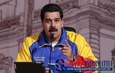 """En cadena nacional, el mandatario venezolano Nicolás Maduro envió, en un ataque de euforia, una advertencia a los miembros de la Fuerza Armada Nacional a estar """"atentos"""" a intentos de """"traición"""". """"Deben estar atentos y alertaa cualquier intento de traición de ser comprados con dólares del imperialismo (…) ustedes son la garantía de la paz…"""