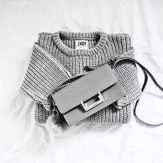 Shades of grey ft. @mslittlesbag & @zady❕ #mslittlesbag  #thenewstandard