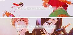 IchiRuki quotes - ichigo-and-rukia-sun-and-moon Fan Art
