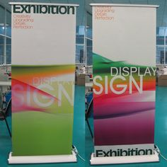 This electric roll up banner stand mad by Its features: Compact design convenient to carry; Easy & fast to build;Nice for advertising &promotion with scrolling graphics. Changzhou, Advertising And Promotion, Banner Stands, Display Ideas, Banner Design, Spotlight, Compact, Mad, Electric