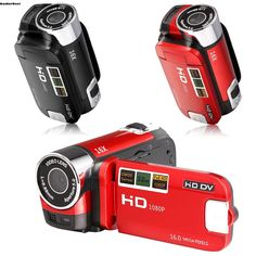 16MP Full HD 1080P Digital Video Camcorder Camera DV DVR 2.7 TFT LCD B77K