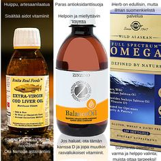 Omega-3 – tärkein ravintolisä? | Olli Posti