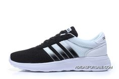 https://www.adidasforsale.com/adidas-neo-women-black-white-for-sale.html ADIDAS NEO WOMEN BLACK WHITE FOR SALE : 74.50€