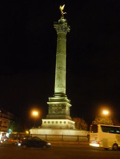 place de la Bastille #paris