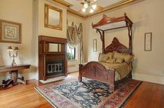 Peek Inside Anne Rice's Former New Orleans Mansion - Curbedclockmenumore-arrownoyes :