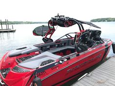 Planet Nautique Review of Nautique Board Rack by Roswell | SeaDek Marine Products Blog – Swim Platform Pads