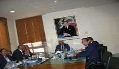 والي جهة بني ملال – خنيفرة يترأس اجتماع اللجنة الجهوية للسكر