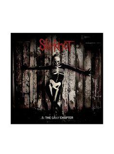 Slipknot - .5: The Gray Chapter Vinyl LP. SO worth the wait.