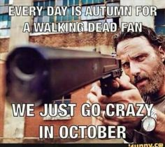 _F**KYEEAH!_ The Walking Dead #twd #thewalkingdead RICK'MF'GRIMES!