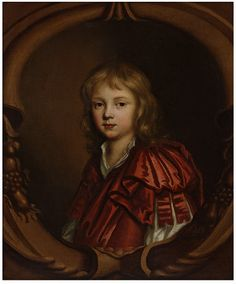"""Portrait of an Unknown Young Boy"" by Mary Beale (late 17th century) at the Victoria and Albert Museum, London - There's something about this boy that just immediately caught my attention, although I can't put my finger as to what exactly.  He is a handsome young lad, I'll concede that much, but I think this portrait's captivating quality has more to do with how vivid it looks than anything - it really looks like he's looking out at the viewer."