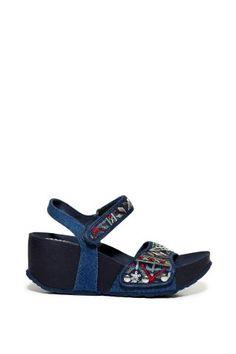 Dámské Boty Desigual / Different. Tommy Hilfiger, Calvin Klein, Wedges, Shoes, Primavera Estate, Women, Street, Beach, Zapatos