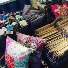 """#libertylondon"" - Thanks to @iamlittlealice Liberty Of London Fabric, Liberty Fabric, Liberty Print, Sachets, Marimekko, Fabric Flowers, Melbourne, Wonderland, Fabrics"