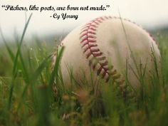 Little League is in full swing... Watched my boy on the mound just last night. Brings my heart joy, and makes this mama nervous! ;)