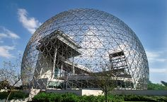 The Biosphère, Montreal, Canada