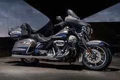 All-new front and rear suspension.More comfort. Control. Confidence. Check out all the 2017 touring models at Perry HD