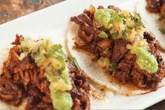 Slow Cooker Paleo Tacos Al Pastor