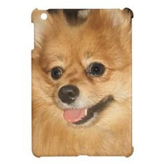 Pomeranian ♥ iPad mini cases  15% Off All Products!   Use Code: SPRINGSALE15   Ends Tomorrow!
