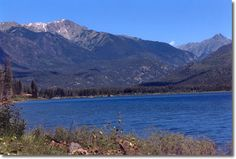 Would love to go here some day... Vallecito Lake in Colorado