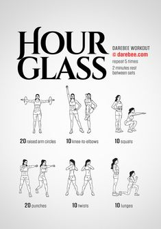 DareBee Workouts │ Hourglass Workout - Full Body Strength Toning with focus on. DareBee Workouts │ Hourglass Workout - Full Body Strength Toning with focus on Shoulders, Triceps, Butt, & Thighs loss plans women Yoga Fitness, Fitness Workouts, Fitness Goals, Fitness Motivation, Health Fitness, Fitness Diet, Body Workouts, Physical Fitness, Fitness Logo