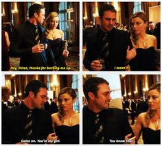 Severide and Shay - Your my girl