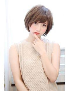 【Lovll】愛され☆美シルエットショートボブ