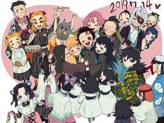 Kimetsu no Yaiba Fan Art Manga Anime, Anime Demon, Anime Art, Demon Slayer, Slayer Anime, Gekkan Shoujo Nozaki Kun, Deadman Wonderland, Demon Hunter, Manga Games